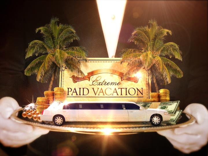 Paid Vacation - Justin McClure Creative