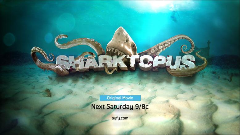 Image Gallery syfy sharktopus